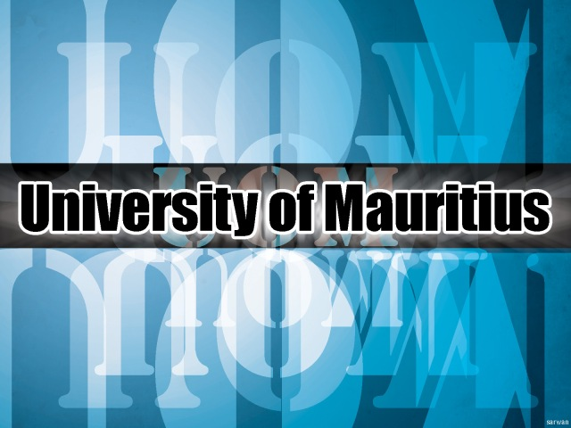 University of Mauritius Artwork.